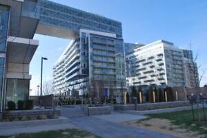 Spacious Unfurnished 2 Bdrm + Den at Yonge / Queens Quay