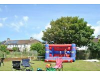 17ft by 17ft Bouncy castle for sale