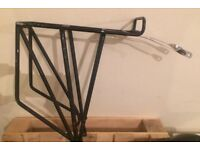 Blackburn Black Expedition 1 Bicycle Pannier Rack