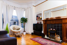 Beautiful duplex flat in Edinburgh, Sleeps 13, available for August Festival or Fringe let.