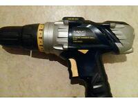 MACALLISTER cordless hammer drill 14.4v