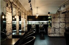 HAIRDRESSER WANTED IN A REPUTABLE SALON