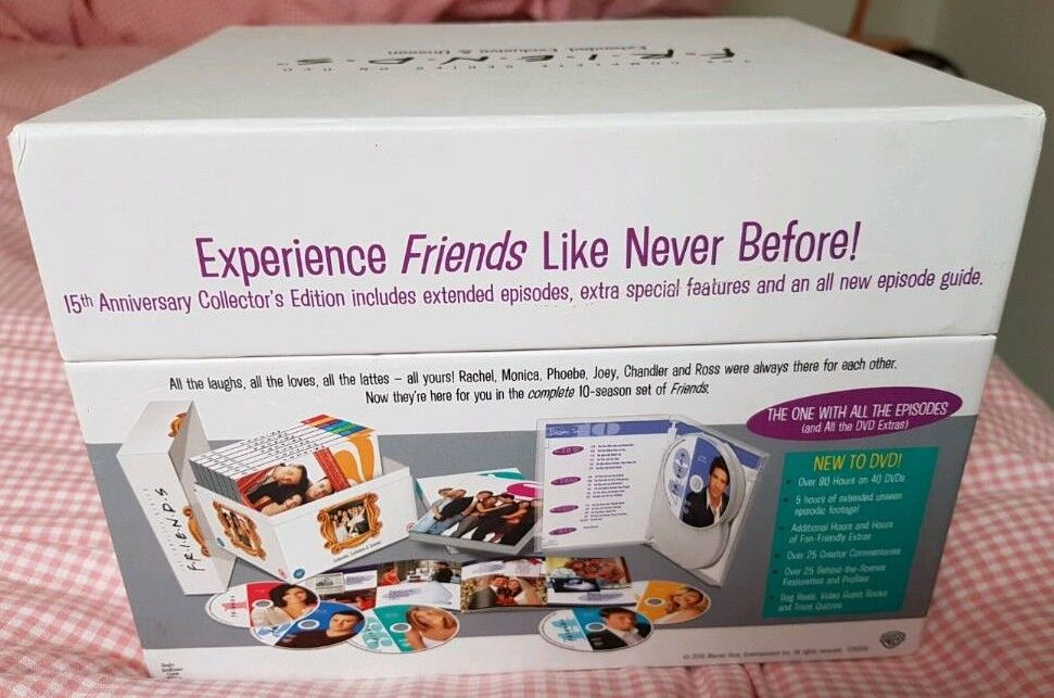Friends DVD box set | in Winchester, Hampshire | Gumtree
