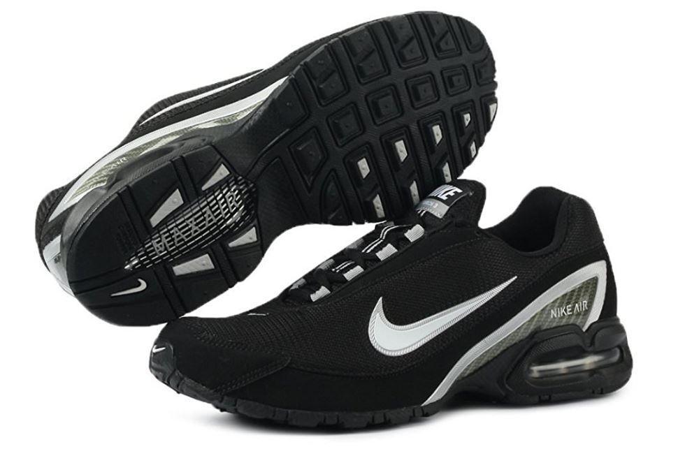 NIB Men's Nike Air Max Torch 3 Running Invigor Sequent Shoes Sneakers IV Black