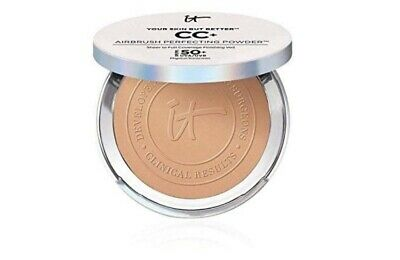 It Cosmetics Your Skin But Better CC+ Airbrush Perfecting Powder SPF50 - (Best Hydrating Face Powder)