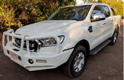 2016 Ford Ranger Ute MKII XLT 4x2 Marlow Lagoon Palmerston Area Preview