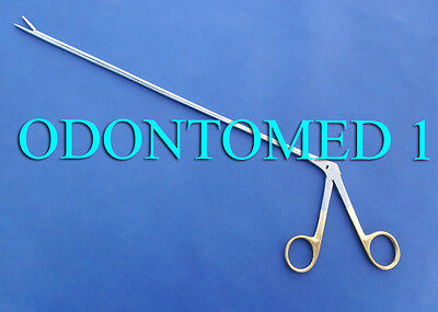 Alligator Ear Forceps 12 Serrated Gold Plated Surgical Instrument