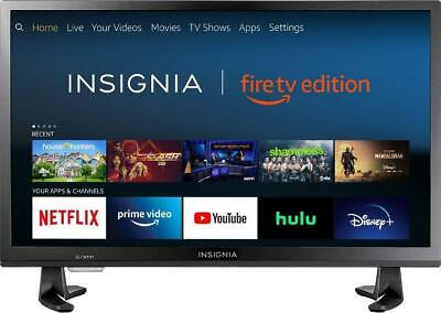 "Insignia™ - 24"" Class LED 720p Smart - HDTV Fire TV Edition NS-24DF3610NA19"