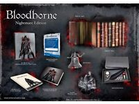 Bloodborne Nightmare Edition PS4 Used & Mint Condition