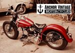 Anchor Vintage Motorcycles