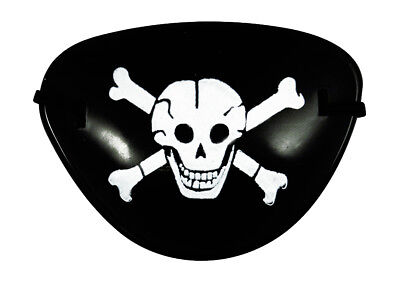 Kids Pirate Eye Patch Fancy Dress Birthday Party Bag Fillers Favors Dress Up Toy ()