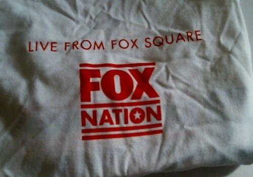 Rare Limited Fox Nation T-Shirt L Fox News Wear for MAGA Republican Trump 2020