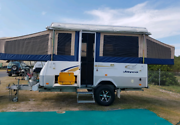 Jayco Eagle Outback 2009 pop up caravan  / camp trailer  Marks Point Lake Macquarie Area Preview