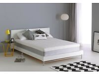 King Memory Foam Hybrid Mattress -- LIKE NEW