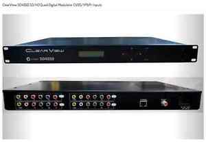 ClearView SD4650 SD/HD Quad Digital Modulator CVBS/YPbPr Inputs Dover Heights Eastern Suburbs Preview