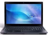 ACER 5742/ INTEL 2.00 GHz/ 3 GB Ram/ 250GB HDD/ HDMI/ WEBCAM/ WIN 7 - FREE DELIVERY!!!