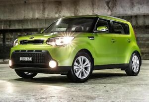 Amazing Kia Soul in like new condition with low km