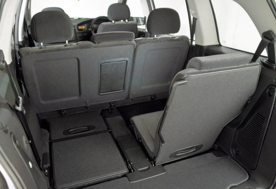 Vauxhall Zafira Diesel 7 Seater In Richmond London