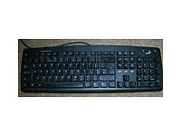 Computer Keyboards with USB connections.