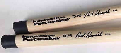 Innovative Percussion - Signature Series Tenor Stick - TS-PR - Paul Rennick (Innovative Percussion Sticks)