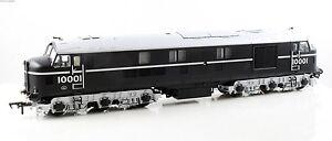 BACHMANN OO 31-999X LMS TWIN 10001 LOCOMOTIVE BR BLACK W/CHROME TRIMMINGS *NEW*
