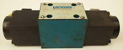 Vickers3 Kdg4v-5-33c30n-z-m-u-h7-30 Proportional Directional Valve Used