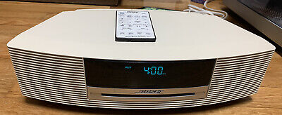 Bose AWRCC2 Wave Music System Am/FM Radio Alarm Clock_~ (Doesn't Player CD )~_