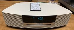 Bose AWRCC2 Wave Music System Am/FM Radio Alarm Clock_~ (Doesn't Player CD )~_