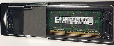 Samsung 4GB SO-DIMM Laptop RAM Memory DDR3 PC3-10600 204-pin M471B5273DH0-CH9