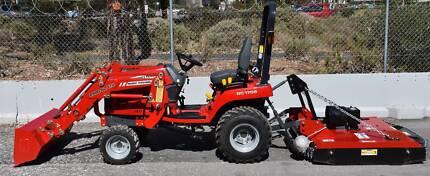 """MASSEY FERGUSON TRACTOR & SLASHER """"HOBBY FARMER """"PACKAGE Aldinga Beach Morphett Vale Area Preview"""