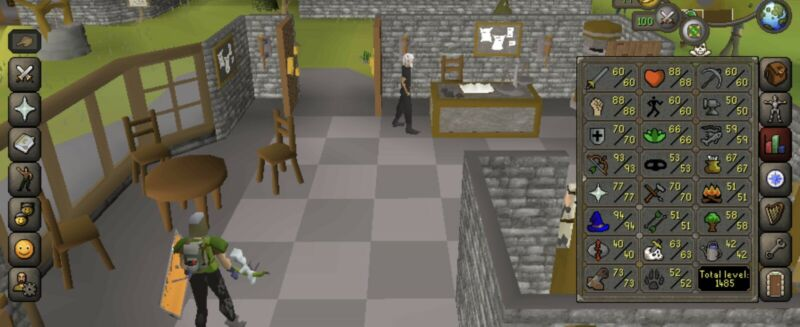 OSRS PURE MAIN RUNE SCAPE | Miscellaneous Goods