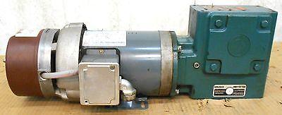 Marathon Electric D456 Ac Motor 1 Hp W Dodge Tigear Q262b020m056l1 Reducer