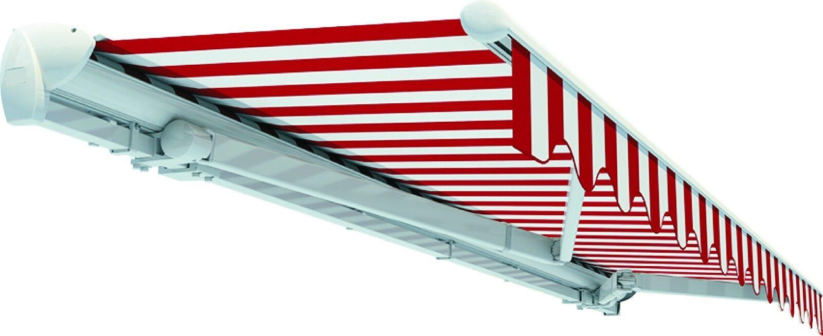 halbkassettenmarkise elektrische alu markise balkon terrase sonnenschutz eur 799 00. Black Bedroom Furniture Sets. Home Design Ideas