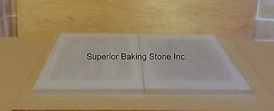 Set Of 2 Superior Baking Stones Will Fit Blodgett 951961981 Pizza Oven