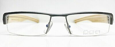 Öga by Marius Morel 6345O CT575 Holz Brille/Wood Frame/Lunettes