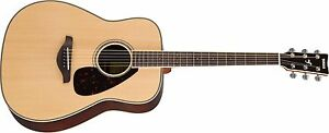 Wanted: YAMAHA FG/FS Solid Top Acoustic