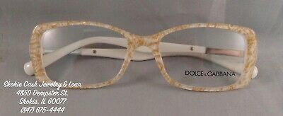 Dolce & Gabbana DG3156 2704-51/16/135 - Eyeglasses Optical (Dolce Gabbana Optical Frames)