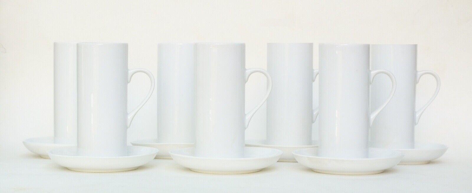 LaGardo Tackett Porcelain Irish Coffee Cups For Schmid International Japan 6  - $30.00