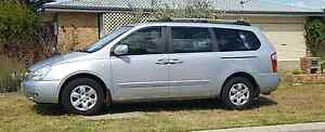 2009 Kia Grand Carnival 8 seater with very low  kms ONLY 11,998 $ Southern River Gosnells Area Preview
