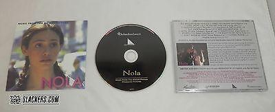 NOLA Super Rare 2003 SOUNDTRACK Emmy Rossum NO RETAIL Romance OST Shameless