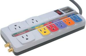 MONSTER AV700 QUALITY SURGE PROTECTORS - HOW SAFE IS YOUR ELECTRONIC EQUIPMENT ??