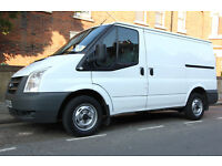MAN & VAN in North London - MOVES & REMOVALS with working driver. For more info search VAVAVAN.