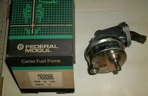 CARTER M60086 MECHANICAL GM FUEL PUMP NEVER USED $20.00 Belleville Belleville Area image 1