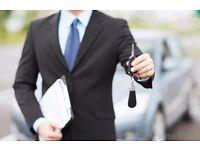 Sales Excecutive for Car Dealership