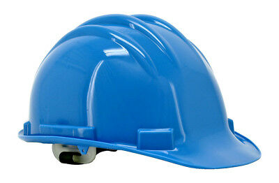 Ironwear 3960-b Hard Hat 4 Point Smooth Edge Blue Case Of 20 Free Shipping