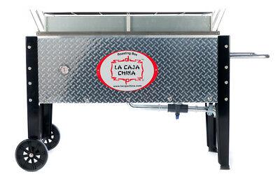 La Caja China SP 300 Roasting Box Mobil Pig Roaster Top Grills And Accessories (Bull Grill Accessories)