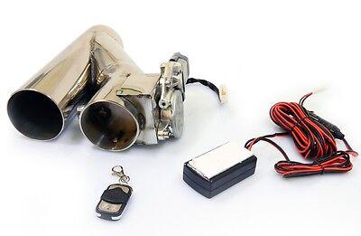 Klappen-Auspuff / Klappensteuerung ByPass - Inkl. Fernbedienung EDELSTAHL 76mm online kaufen
