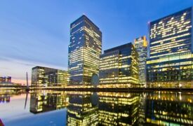 Canary Wharf Serviced Offices to Let, E14 - Flexible Terms | 2 to 80 people