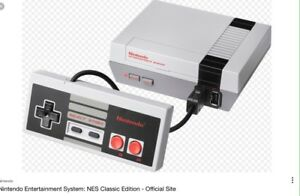 I want a Classic NES Edition