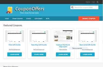 Fabulous Coupon Website Free Installationhosting